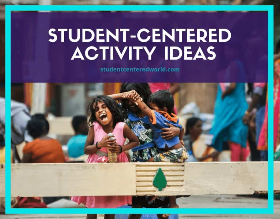 student centered activity