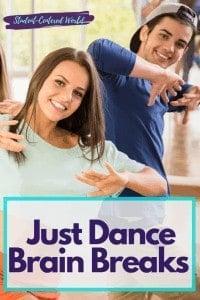 just dance brain breaks