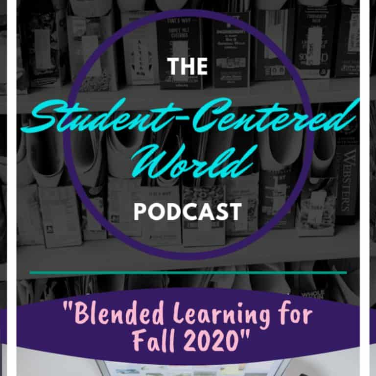 Blended Learning for Fall 2020?