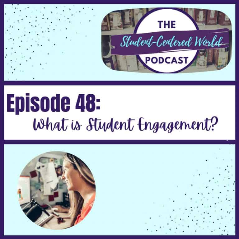 What is Student Engagement (and why is it alluring now)?