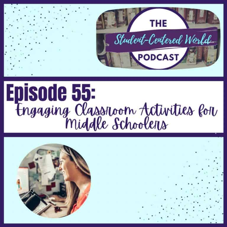 Engaging Classroom Activities for Middle Schoolers