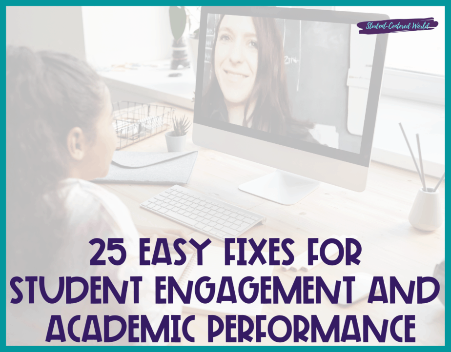 Student engagement and academic performance